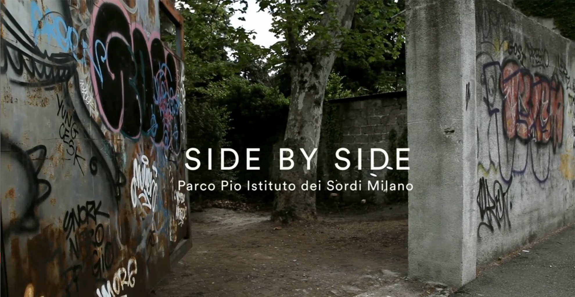 Side by Side - Public Space|Social Design